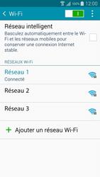 Samsung Galaxy A5 (A500FU) - Internet et connexion - Accéder au réseau Wi-Fi - Étape 8