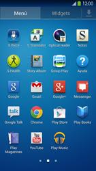 Samsung Galaxy S4 - Aplicaciones - Tienda de aplicaciones - Paso 3