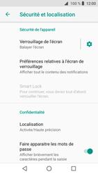 Crosscall Core X3 - Sécuriser votre mobile - Activer le code de verrouillage - Étape 5