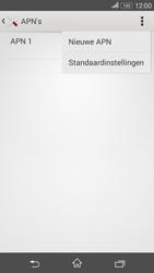 Sony E2003 Xperia E4G - Internet - buitenland - Stap 10