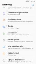 Samsung Galaxy J3 (2017) - Appareil - Mises à jour - Étape 5
