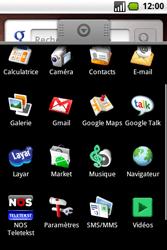 Samsung I7500 Galaxy - MMS - Configuration manuelle - Étape 3