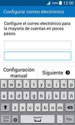 Samsung Galaxy Core Prime - E-mail - Configurar Yahoo! - Paso 6