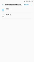 Samsung Galaxy S7 - Android Nougat - Internet - Configurar Internet - Paso 17
