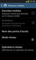 Samsung Galaxy Trend Plus S7580 - Internet - Activer ou désactiver - Étape 8