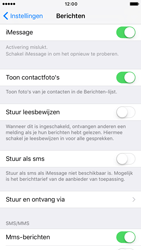 Apple iPhone 6 iOS 10 - MMS - probleem met ontvangen - Stap 11