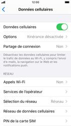 Apple iPhone SE - iOS 13 - Internet - configuration manuelle - Étape 5