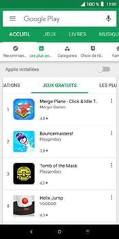 Alcatel 3L - Applications - Télécharger une application - Étape 6