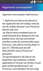 LG L70 - Applicaties - MyProximus - Stap 11