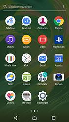 Sony xperia-x-f5121-android-nougat - Contacten en data - Contacten overzetten via Bluetooth - Stap 3