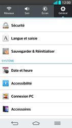 LG G2 - Internet et connexion - Utiliser le mode modem par USB - Étape 5