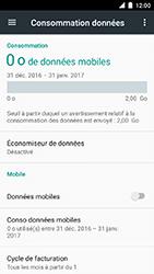 Motorola Moto C Plus - Internet et connexion - Désactiver la connexion Internet - Étape 6