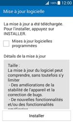 Samsung G388F Galaxy Xcover 3 - Appareil - Mises à jour - Étape 8