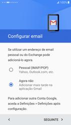 Samsung Galaxy S7 - Primeiros passos - Como ligar o telemóvel pela primeira vez -  14