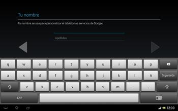 Sony Xperia Tablet Z - Aplicaciones - Tienda de aplicaciones - Paso 6