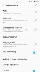 Samsung Galaxy S6 Edge - Android Nougat - WiFi - Mobiele hotspot instellen - Stap 5