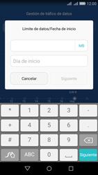 Huawei Huawei Y6 - Internet - Ver uso de datos - Paso 6