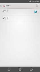 Sony E2003 Xperia E4 G - Mms - Manual configuration - Step 17