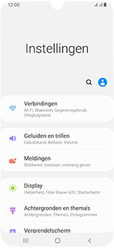 Samsung Galaxy A40 - Netwerk - gebruik in het buitenland - Stap 7