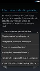 Bouygues Telecom Ultym 4 - Premiers pas - Créer un compte - Étape 14
