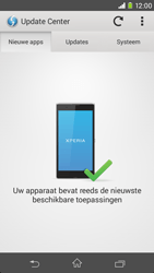 Sony D2303 Xperia M2 - Software updaten - Update installeren - Stap 6