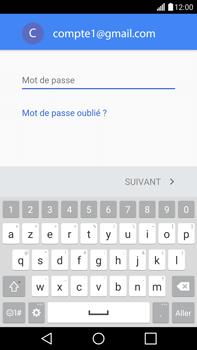 LG G4 - E-mails - Ajouter ou modifier votre compte Gmail - Étape 12