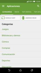 HTC One M9 - Aplicaciones - Descargar aplicaciones - Paso 6