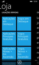 Nokia Lumia 530 - Aplicações - Como pesquisar e instalar aplicações -  5