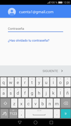 Huawei P9 - E-mail - Configurar Gmail - Paso 11