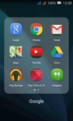Huawei Y3 - E-mail - Configuration manuelle (gmail) - Étape 3