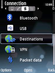 Nokia E75 - Internet - Manual configuration - Step 6