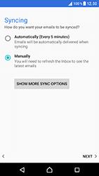 Sony Xperia XZ (F8331) - E-mail - Manual configuration (yahoo) - Step 10