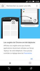 HTC One A9 - Internet et connexion - Naviguer sur internet - Étape 13