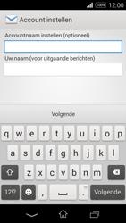 Sony Xperia E3 - E-mail - e-mail instellen: IMAP (aanbevolen) - Stap 18