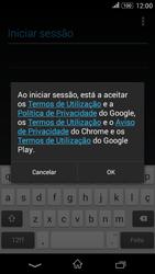 Sony Xperia E4 - Email - Adicionar conta de email -  8