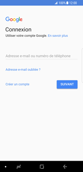 Samsung Galaxy S8 - Android Oreo - E-mail - Configuration manuelle (gmail) - Étape 8