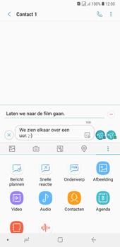 Samsung Galaxy A7 (2018) - MMS - afbeeldingen verzenden - Stap 13