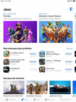 Apple iPad mini 4 iOS 12 - Applications - Télécharger des applications - Étape 6