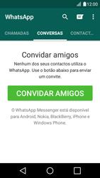 LG K4 - Aplicações - Como configurar o WhatsApp -  11