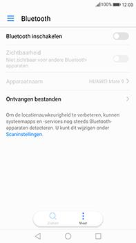 Huawei Mate 9 - WiFi en Bluetooth - Bluetooth koppelen - Stap 4