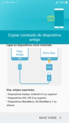 Samsung Galaxy S7 - Primeiros passos - Como ligar o telemóvel pela primeira vez -  20