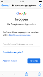Apple iPhone SE - iOS 12 - E-mail - Handmatig instellen (gmail) - Stap 6