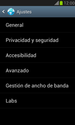 Samsung Galaxy S3 Mini - Internet - Configurar Internet - Paso 19