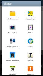 Samsung Galaxy Core LTE - E-mail - Hoe te versturen - Stap 11