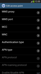 Samsung I9195 Galaxy S IV Mini LTE - MMS - Manual configuration - Step 12