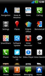 LG P970 Optimus Black - Network - Usage across the border - Step 3