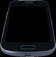 Samsung Galaxy Trend - Premiers pas - Découvrir les touches principales - Étape 5