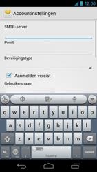 ZTE V9800 Grand Era LTE - E-mail - Handmatig instellen - Stap 12