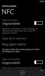Nokia Lumia 925 - NFC - NFC activeren - Stap 5