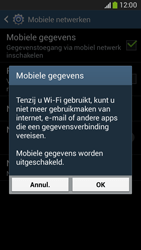 Samsung G386F Galaxy Core LTE - Internet - aan- of uitzetten - Stap 7